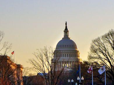 us capitol washington dc february 2014