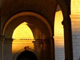 union station sunlight washington dc feb 2014