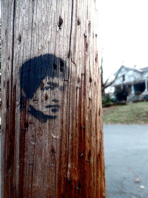 bruce lee stencil charlottesville
