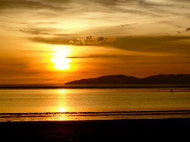 pakmeng sunrise thailand