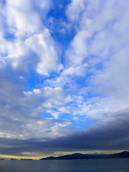 van sky