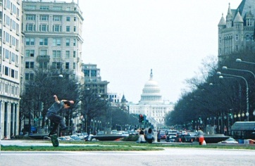 22 capitol & skater detail washington dc pentax k1000