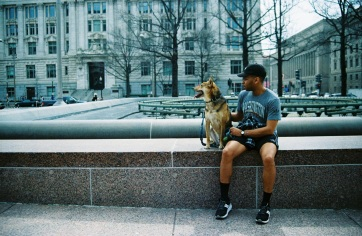 24 mar & ollie washington dc pentax k1000