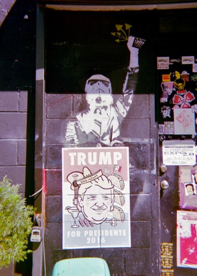 04 washington dc fridge alley stormtrooper trump for presidente
