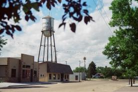 12 burlington colorado water tower pentax k1000