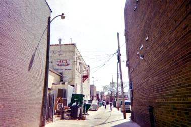 14 washington dc alley