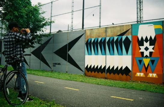 15 washington dc pentax k1000 mar + kapache pow wow mural