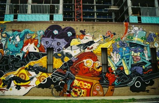 16 washington dc pentax k1000 mar pow wow mural