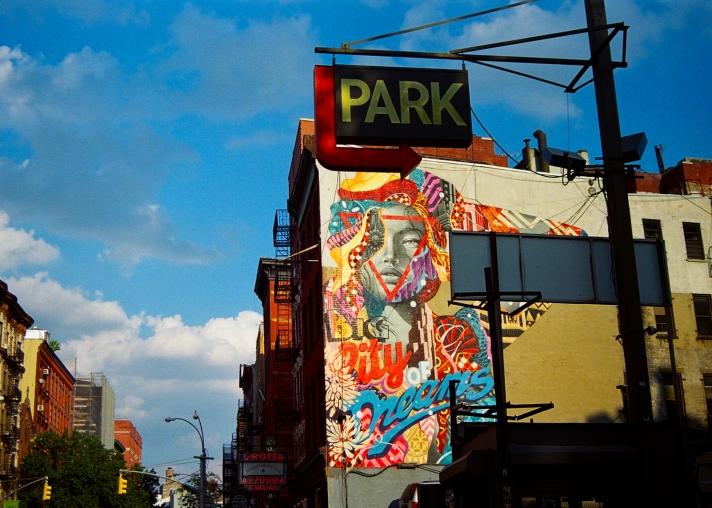 30 new york city city of dreams pentax k1000