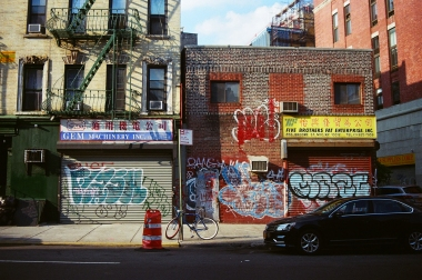31 new york city five brothers fat enterprise 356 broome st pentax k1000