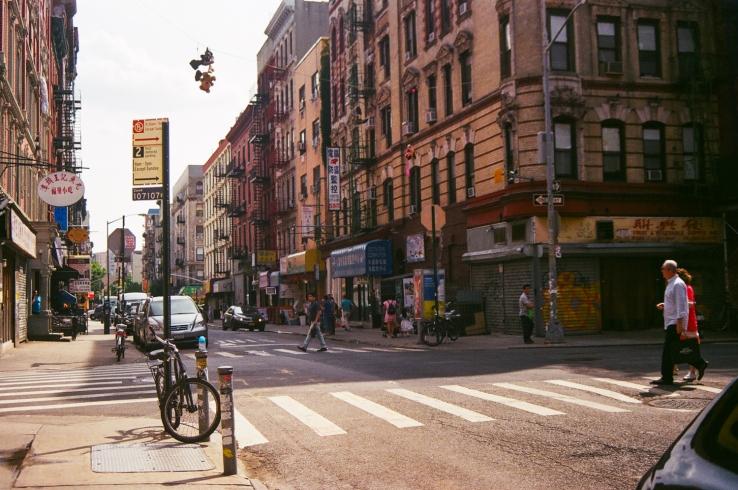 41 new york city pentax k1000