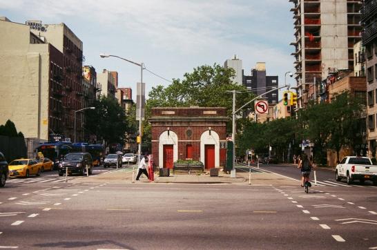 44 new york city delancey public restrooms pentax k1000