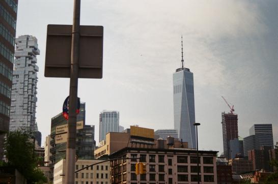 45 new york city world trade center pentax k1000