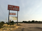 43d inn of las vegas bus + truck stop new mexico