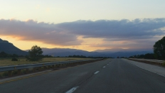49 new mexico sunset